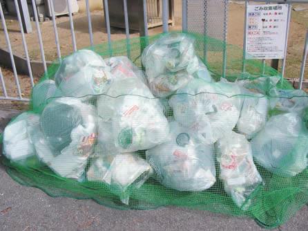 ゴミカバーネット