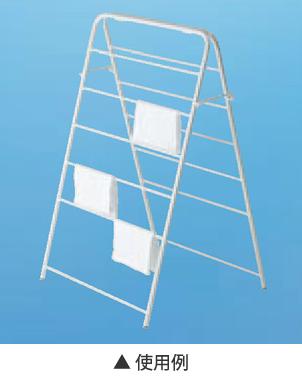 折りたたみ式 雑巾掛け 使用例